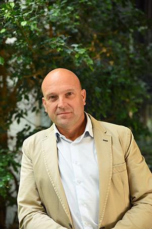 Pablo Ciprés Ara, presidente de la Peña Taurina Oscense